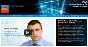 NOCRI homepage